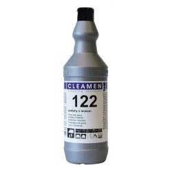 CLEAMEN 122 na podłogi błyszczące, perfumowany