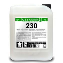 CLEAMEN 230 automatyczne mycie naczyń