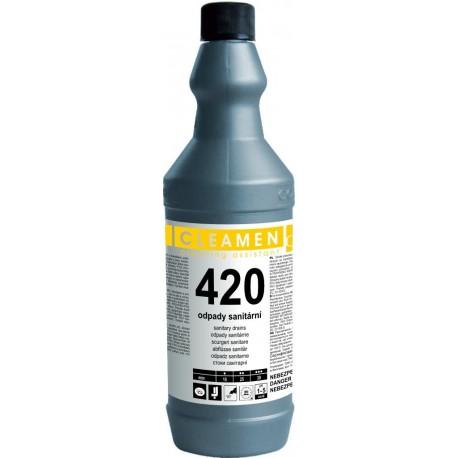 CLEAMEN 420 ścieki kwaśne