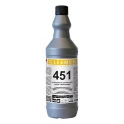 CLEAMEN 451 Odwapniacz nierdzewnych powierzchni i technologii
