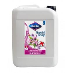 isolda mydło w płynie z dodatkiem składníka antybakterialnego