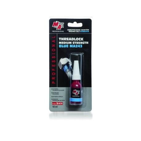 Threadlock Medium Strength Blue Ma243- Zabezpieczenie gwintów
