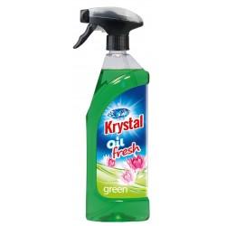 KRYSTAL olejowy odświeżacz - zielony